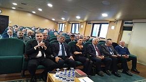 IMEAK DTO, yılın ilk meclis toplantısı gerçekleştirdi