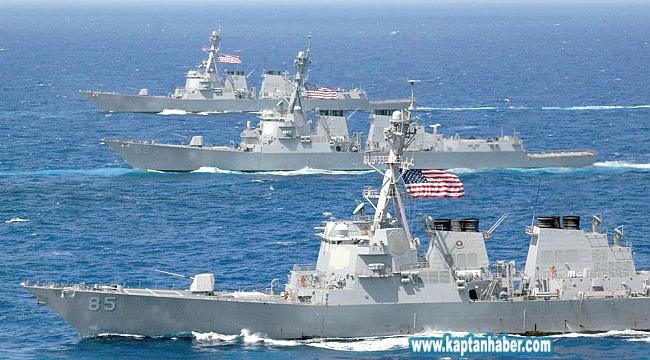 İstanbul'da bekleyen Rus savaş gemisi Karadeniz'e döndü