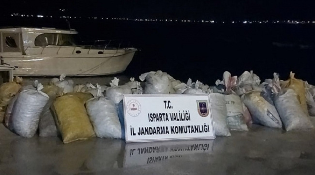 Kaçak kerevit avına 10 bin 788 lira ceza!