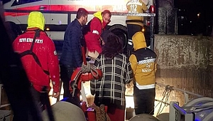 Kıyı Emniyeti'nden 2 operasyon! 1 bebek, 1 gemi personeli kurtarıldı