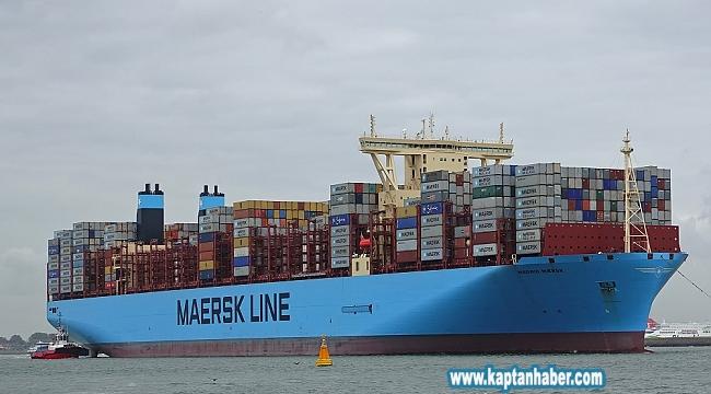 Maersk CEO'su: Hürmüz Boğazı'nı açık tutmak çok önemli