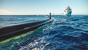 Okyanusta en büyükten en küçüğe tüm plastikleri toplayabilen bir taşıt geliştirildi