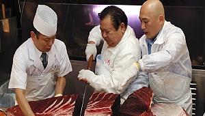 Orkinos balığı 11 milyon dolara satıldı