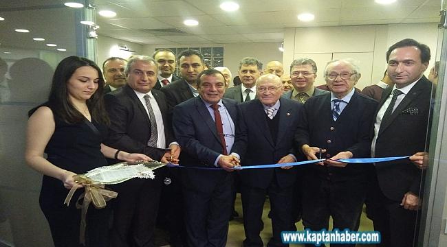 TMMOB GEMİMO Genel Merkezi Açıldı