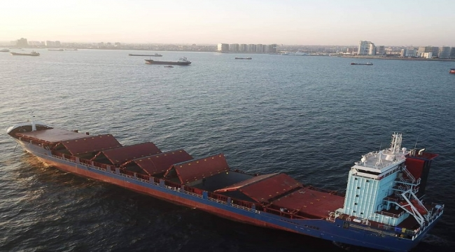 """""""Türk bayrağı filosuna kattığımız gemilerle ülkemize katma değer kazandırıyoruz"""""""