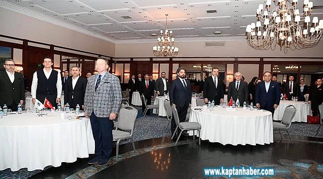 TÜRKLİM 23'üncü Genel Kurulu gerçekleşti