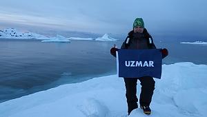 UZMAR ACT Kutup bölgesinde keşiflerine başlıyor