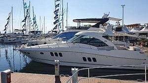 3 bin 500'ün üzerinde deniz aracı Avrasya Boat Show'da