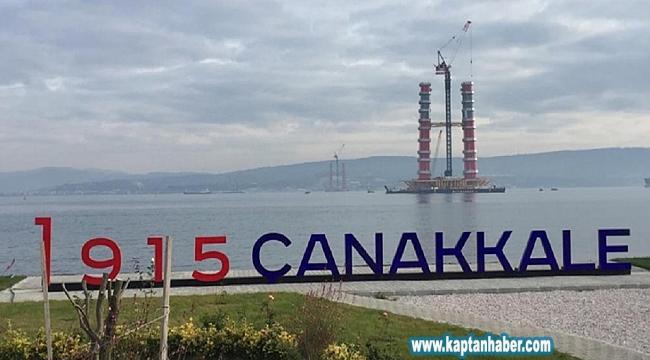 Cahit Turhan, 1915 Çanakkale Köprüsü'nün açılış tarihini açıkladı