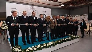 CNR Avrasya Boat Show'un 15.'si Açılışla Gerçekleştirildi