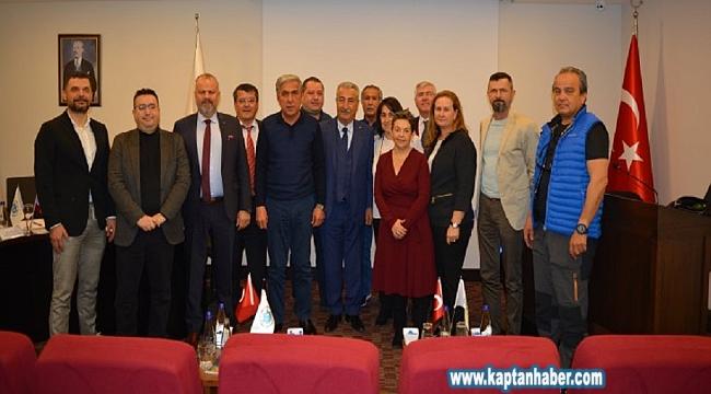 DTO Antalya BOAT ANTALYA Fuarına hazırlanıyor
