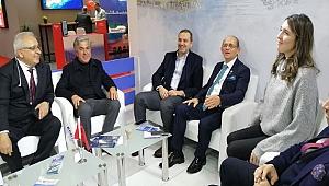 DTO Antalya Şubesi EMITT Fuarı'nda deniz turizmini tanıttı
