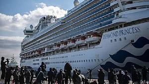 Güney Kore ve İtalya, Diamond Princess gemisindeki vatandaşları için kararını verdi