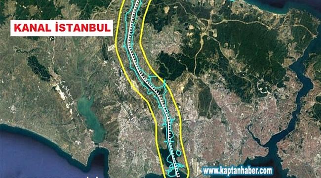 Kanal İstanbul Çed Raporunun iptali için dava açıldı