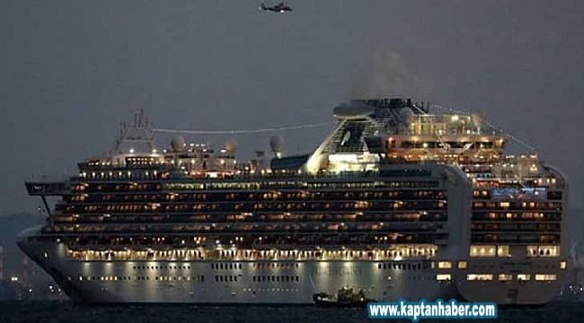 Karantina gemisinde virüs her geçen gün yayılmaya devam ediyor