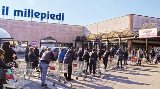 Koronavirüs Ortadoğu'da yayılıyor, İtalya'da panik