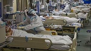 Koronavirüs salgınında can kaybı 2 bin 665'e çıktı
