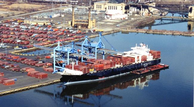 Kumport konteyner elleçleme hacmini 1 milyon 281 bin 850 TEU'ya çıkarttı