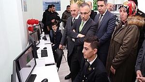 Rize'de Gemi Makineleri Simülasyon Merkezi açıldı