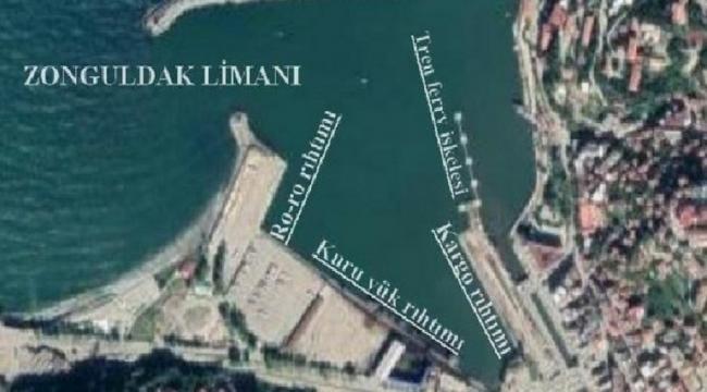 Zonguldak Limanı için yapılacak işlemler TTK tarafından ihale edilecek