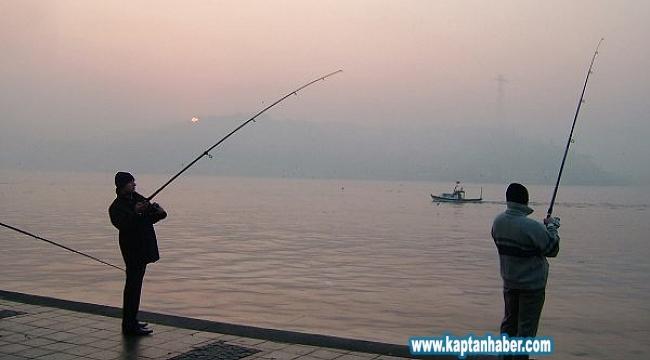 Antalya'da balık tutma yasağı