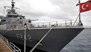Askeri gemi ziyaretine 'korona virüsü' engeli