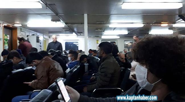 Bakanlıktan Kıbrıs'ta kalan öğrencilere: Gemiyle gelmeye çalışın