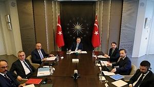 """Cumhurbaşkanı Erdoğan: """"Küresel finansal kriz döneminde olduğu gibi bir an önce harekete geçmeliyiz"""""""