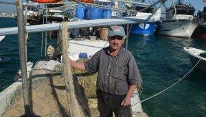 Fırtına balıkçıları olumsuz etkiledi