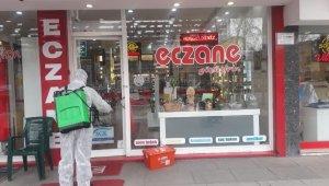 Gaziantep'te enfeksiyon riskine karşı Türkiye'de bir ilk