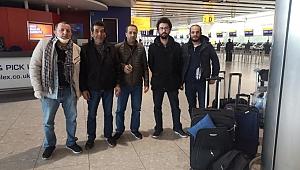 Havalimanı'nda Mahsur Kaldılar