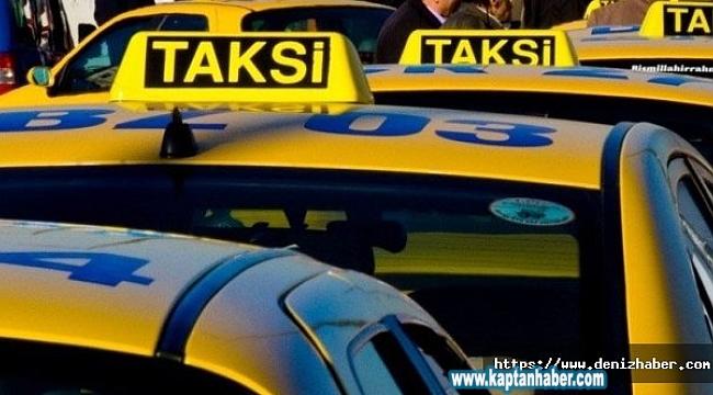 """İçişleri Bakanlığı, """"Ticari Taksilerle"""" ilgili genelge yayımladı"""