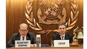 IMO Alt Komite Toplantısı UAB Daire Başkanı Umut Şentürk Başkanlığında yapıldı