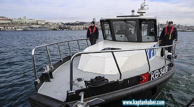 İstanbul'da deniz asayişi onlara emanet