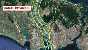 """""""Kanal İstanbul en yakın zamanda ihaleye çıkıyor"""""""