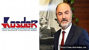 KOSDER Başkanı Kocabaş'a acil şifalar diliyoruz
