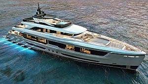 Mega yat Virtus, Boat Show'da 118 milyona satıldı
