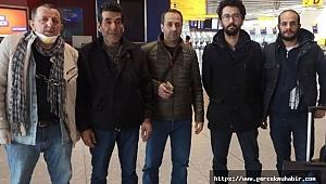 Mevlüt Çavuşoğlu Türk Denizciler İçin Devreye Girdi