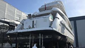 Milyonluk teknelerin güvenliği anti korozyon kameralara emanet