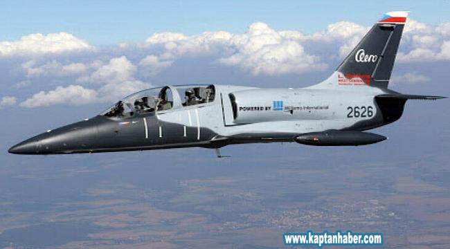 Rusya'da L-39 tipi askeri eğitim uçağı düştü: 1 ölü