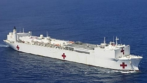 Trump, New York'a 1000 kişilik hastane gemi gönderiyor