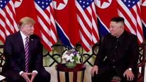 """Trump'tan Kuzey Kore lideri Kim'e """"korona virüs"""" için iş birliği mektubu"""