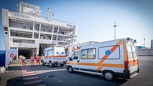 Tunus: İtalya tıbbi alkol yüklü gemiye el koydu