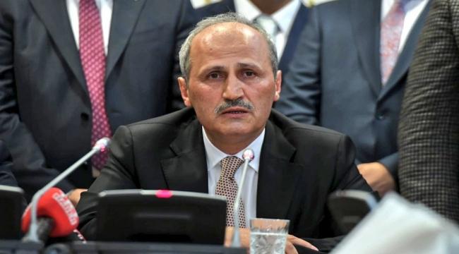 Turhan: Deniz ticaretinde koronavirüs önlemleri artırıldı
