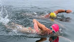 Türk kadın yüzücüden Güney Afrika'da büyük başarı