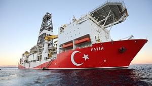 Türkiye'nin sondaj gemisi Fatih yeni lokasyonuna gidecek