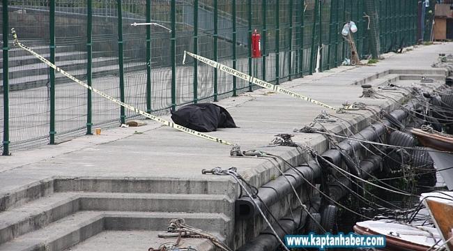 Yenikapı'da denize düşen balıkçı hayatını kaybetti