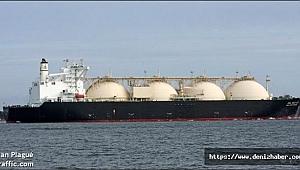 Arzew Limanı'ndan yola çıkan LNG gemisi 25 Nisan'da Türkiye'ye ulaşacak