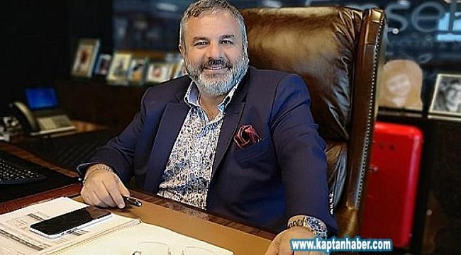 """Başkan Şimşek'ten """"Biz Bize Yeteriz Türkiyem"""" kampanyasına destek"""