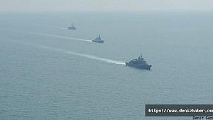 Deniz Kuvvetleri Komutanlığı Harekata Hazırlık Eğitimleri yapıldı